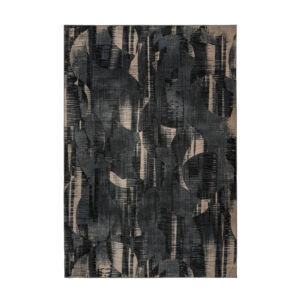 GRETA 808 PET fekete szőnyeg