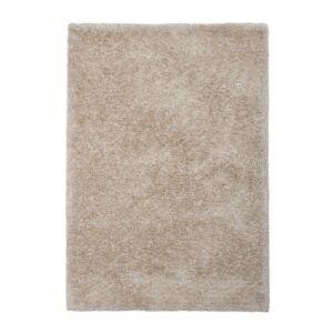 MONACO 444 homokszínű shaggy szőnyeg