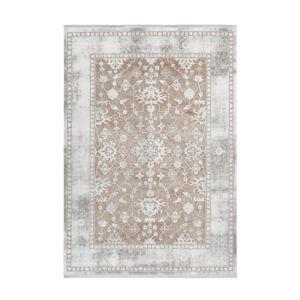 PIERRE CARDIN OPERA 500 bézs ezüst szőnyeg