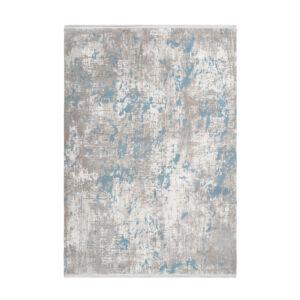 PIERRE CARDIN OPERA 501 ezüst kék szőnyeg