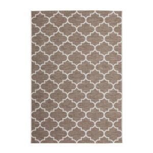 SUNSET 604 bézs kültéri/beltéri szőnyeg
