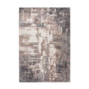 TRENDY 401 bézs ezüst szőnyeg