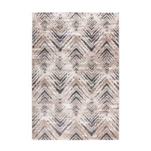 TRENDY 402 bézs ezüst szőnyeg