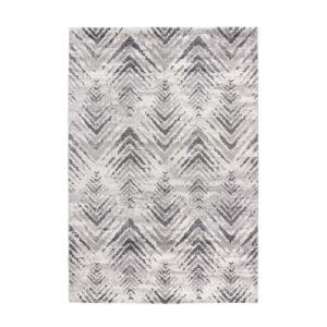 TRENDY 402 ezüst szőnyeg