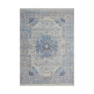 VINTAGE 701 kék szőnyeg