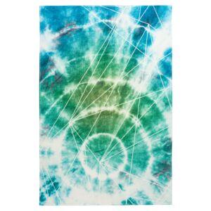 MyBATIK 155 kék szőnyeg