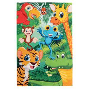 MyJUNO 471 dzsungel gyerekszőnyeg
