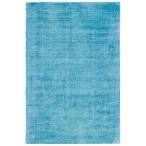 MyMAORI 220 türkizkék szőnyeg