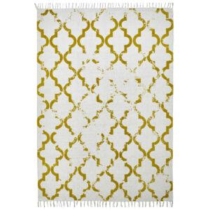 MySTOCKHOLM 341 mustársárga szőnyeg