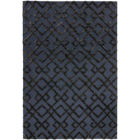 DIXON fekete szőnyeg 120x170 cm