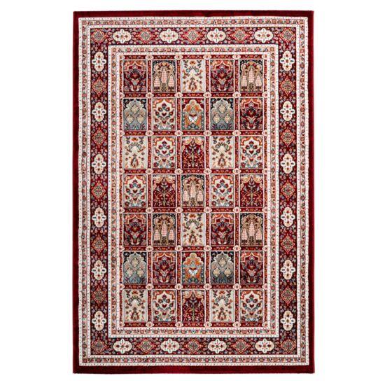 MyISFAHAN 742 piros szőnyeg 120x170 cm