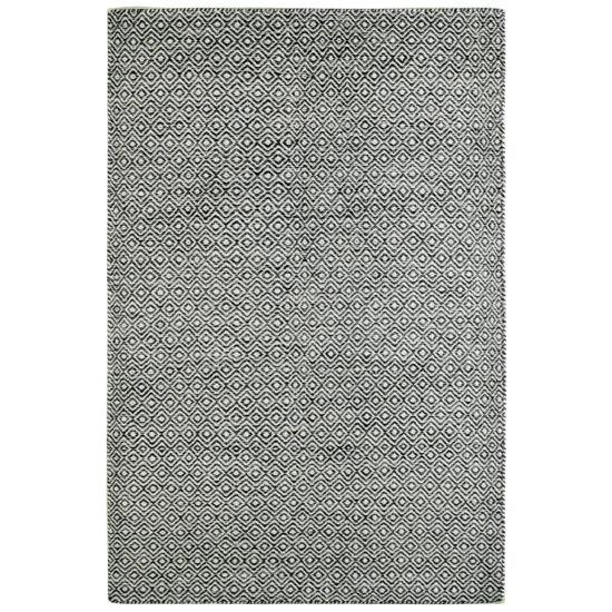 MyJAIPUR 334 SÖTÉTSZÜRKE SZŐNYEG 200x290 cm