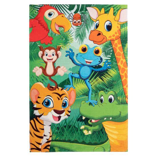 MyJUNO 471 dzsungel gyerekszőnyeg 120x170 cm