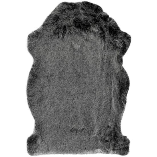 MySAMBA 495 SÖTÉTSZÜRKE SZŐNYEG 55x85 cm
