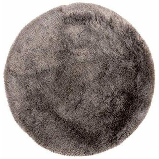 MySAMBA 495 taupe szőnyeg 80 cm kör