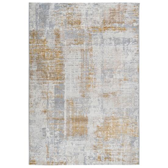 MySALSA 690 mustársárga szőnyeg 160x230 cm