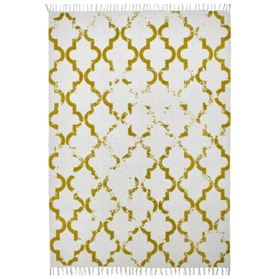 MySTOCKHOLM 341 mustársárga szőnyeg 160x230 cm