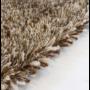 Kép 4/5 - Style 700 Nugát Shaggy Szőnyeg Makró 2